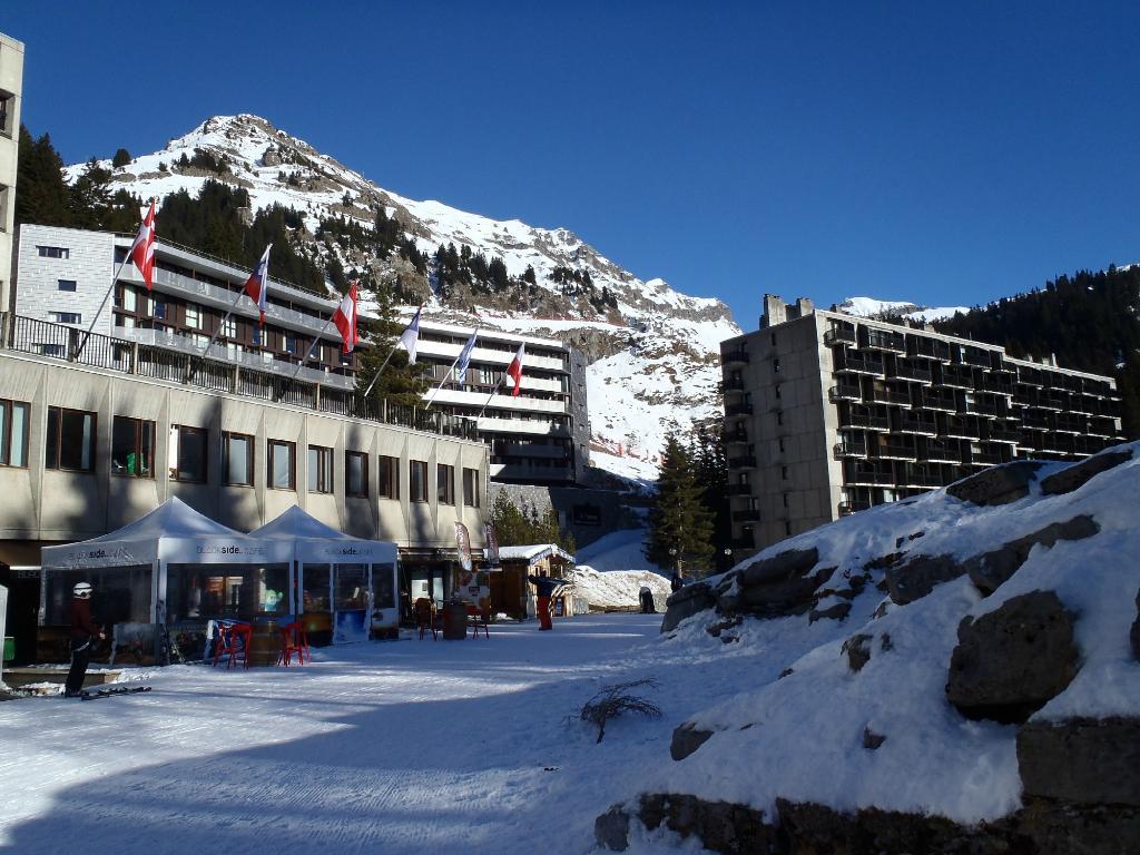 Flaine r servation appartement h tel station de ski for Reservation nuit hotel