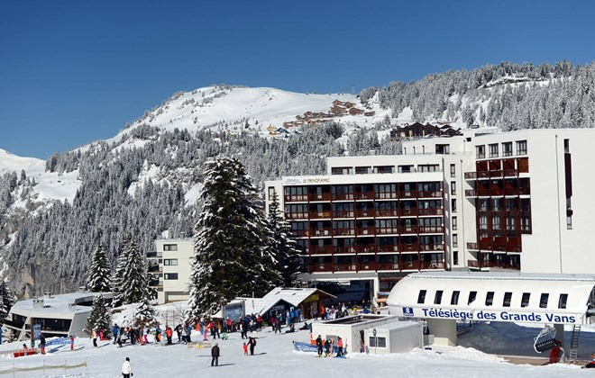 location ski flaine residence odalys le panoramic 19