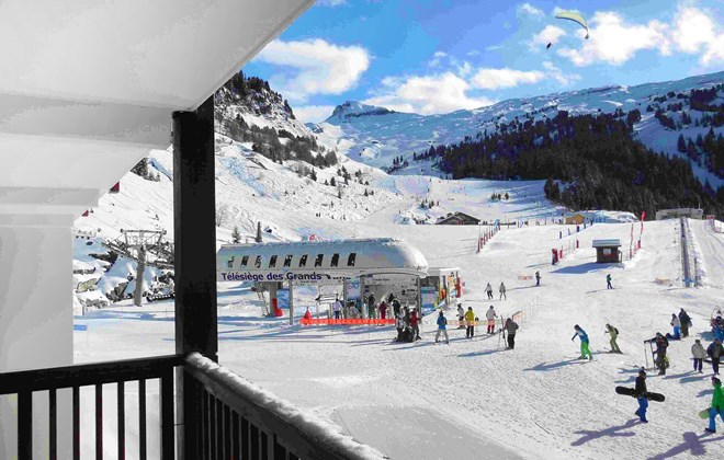 location ski flaine residence odalys le panoramic 7