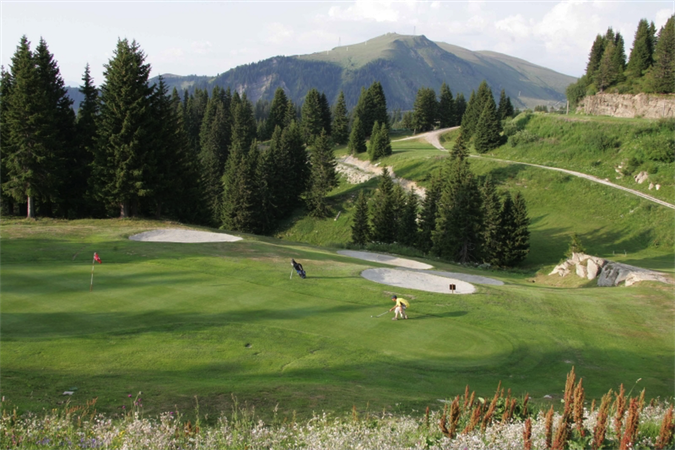 golf flaine